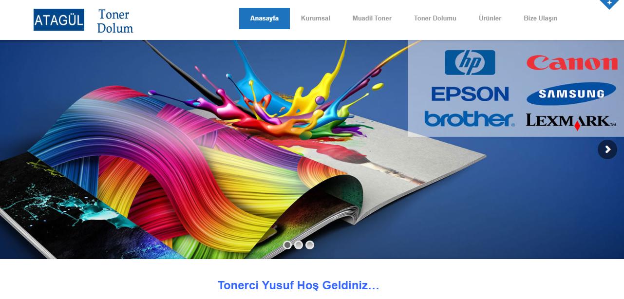Tonerci Yusuf Toner Dolum Merkezi