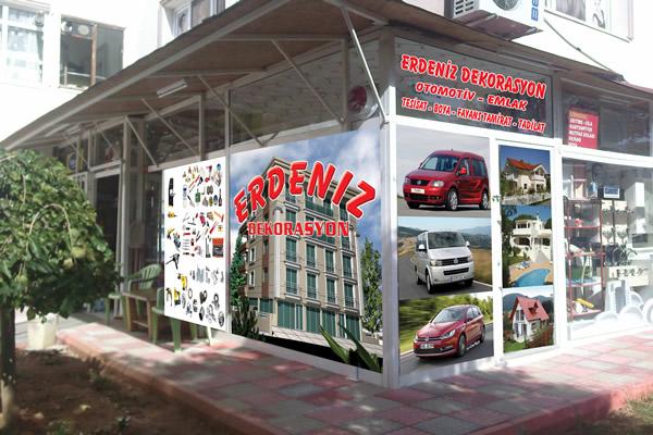 Erdeniz Yapı Market Otomotiv