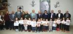 Kartallı Minikler Uğur Mumcu'yu Satranç Turnuvasında Andı