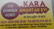 Kara Ahahtar Evi