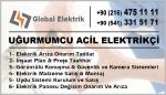 Global Elektrik Uğurmucu Yakacık Elektrikci