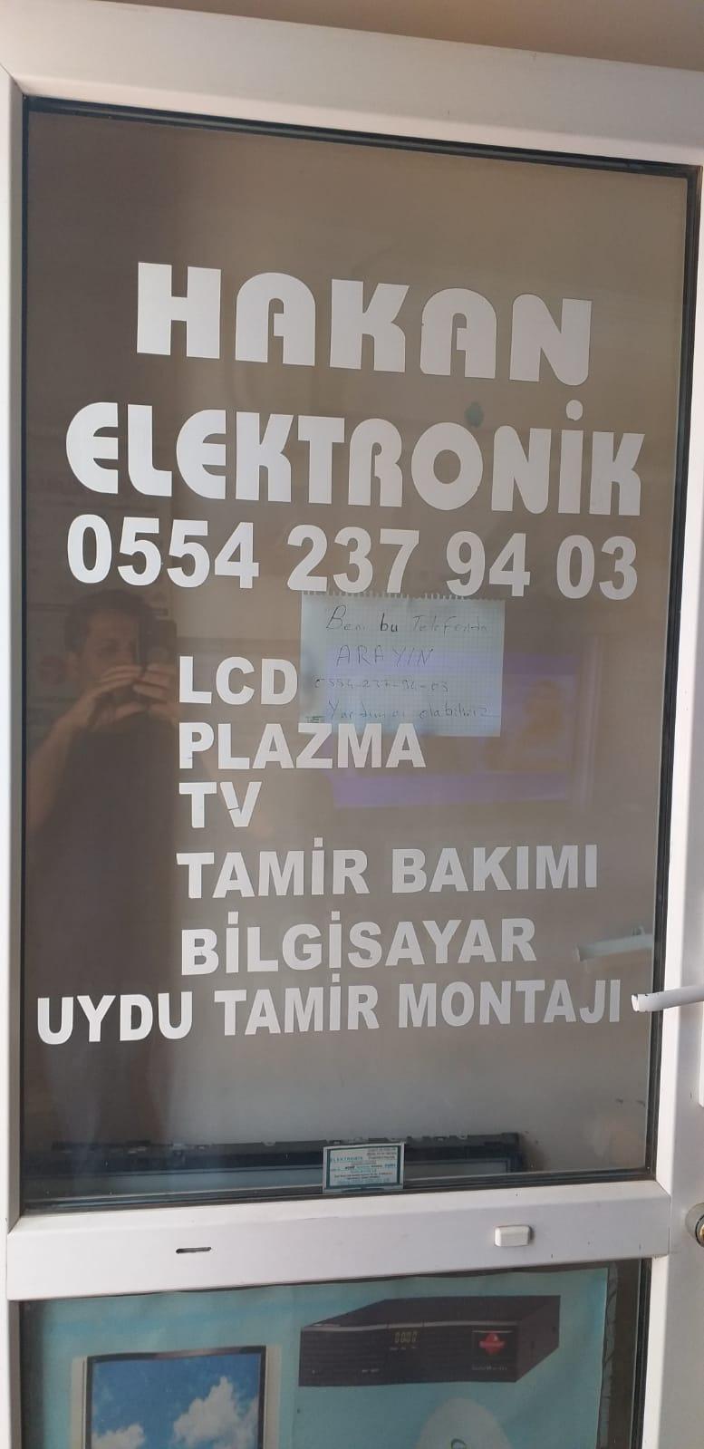 Hakan Elektronik Televizyon Tamir Servis